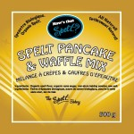 labels for pancake mixes 4x4